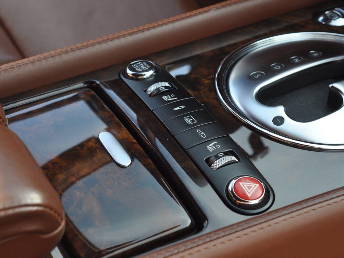 Bentley Continental Flying Spur 6.0 W12 Vert - 33