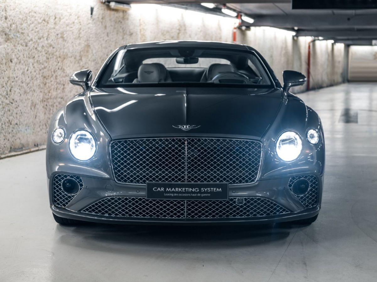 Bentley Continental GT III 6.0 W12 CENTENARY Gris Foncé - 3