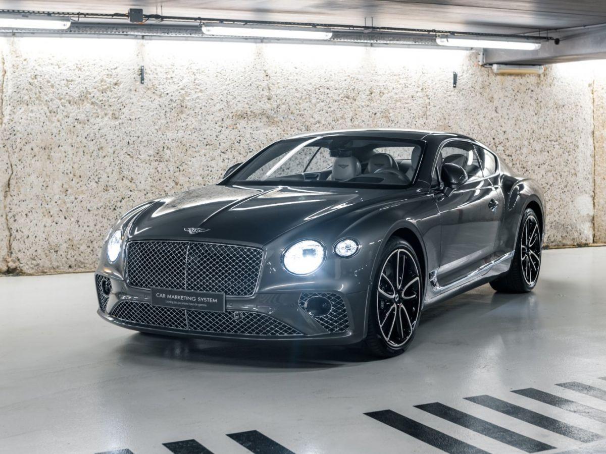 Bentley Continental GT III 6.0 W12 CENTENARY Gris Foncé - 1