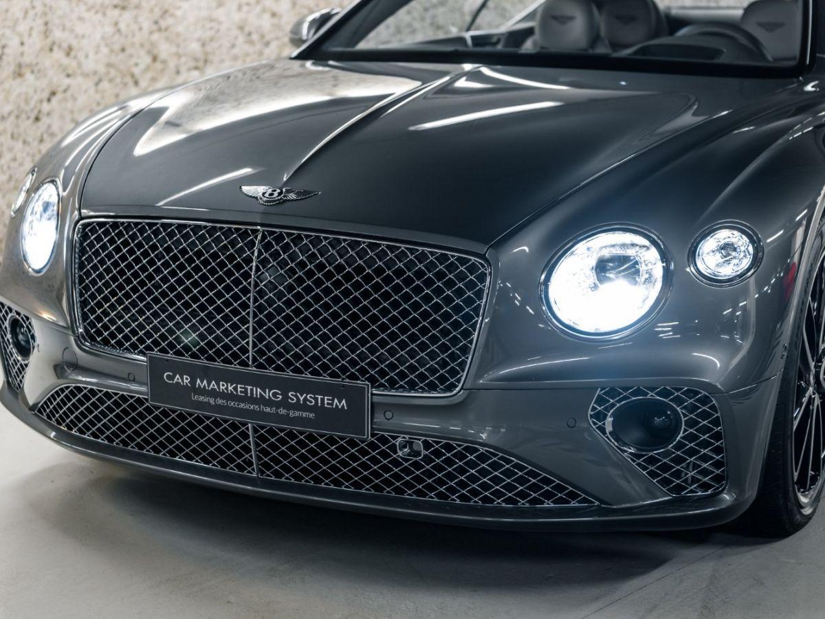 Bentley Continental GT III 6.0 W12 CENTENARY Gris Foncé - 6