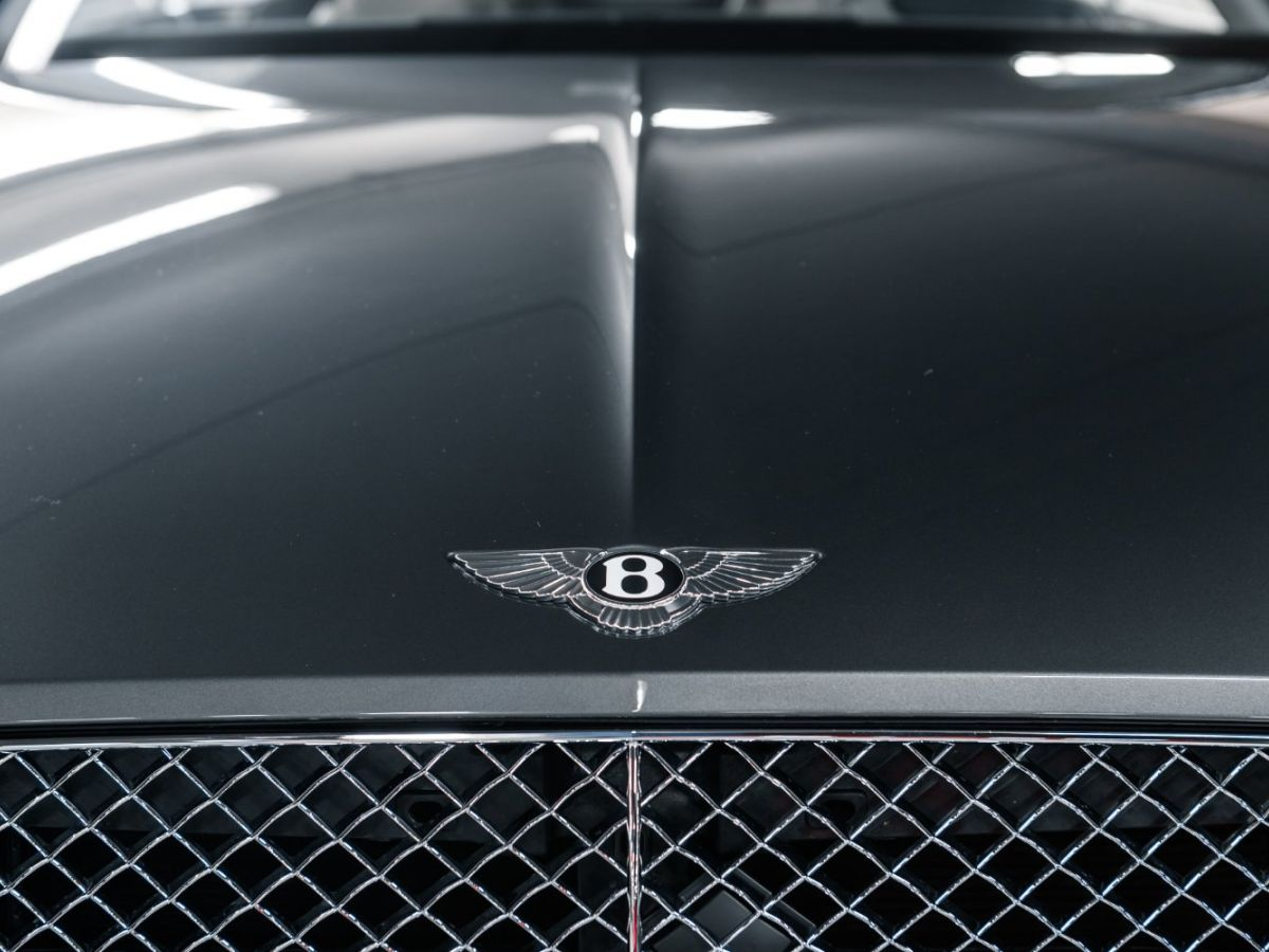 Bentley Continental GT III 6.0 W12 CENTENARY Gris Foncé - 8