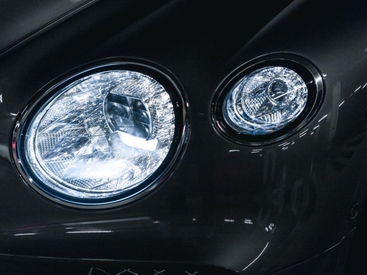 Bentley Continental GT III 6.0 W12 CENTENARY Gris Foncé - 9