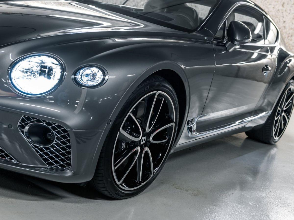 Bentley Continental GT III 6.0 W12 CENTENARY Gris Foncé - 10