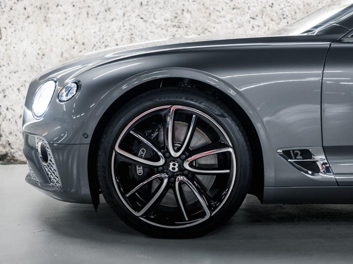Bentley Continental GT III 6.0 W12 CENTENARY Gris Foncé - 15