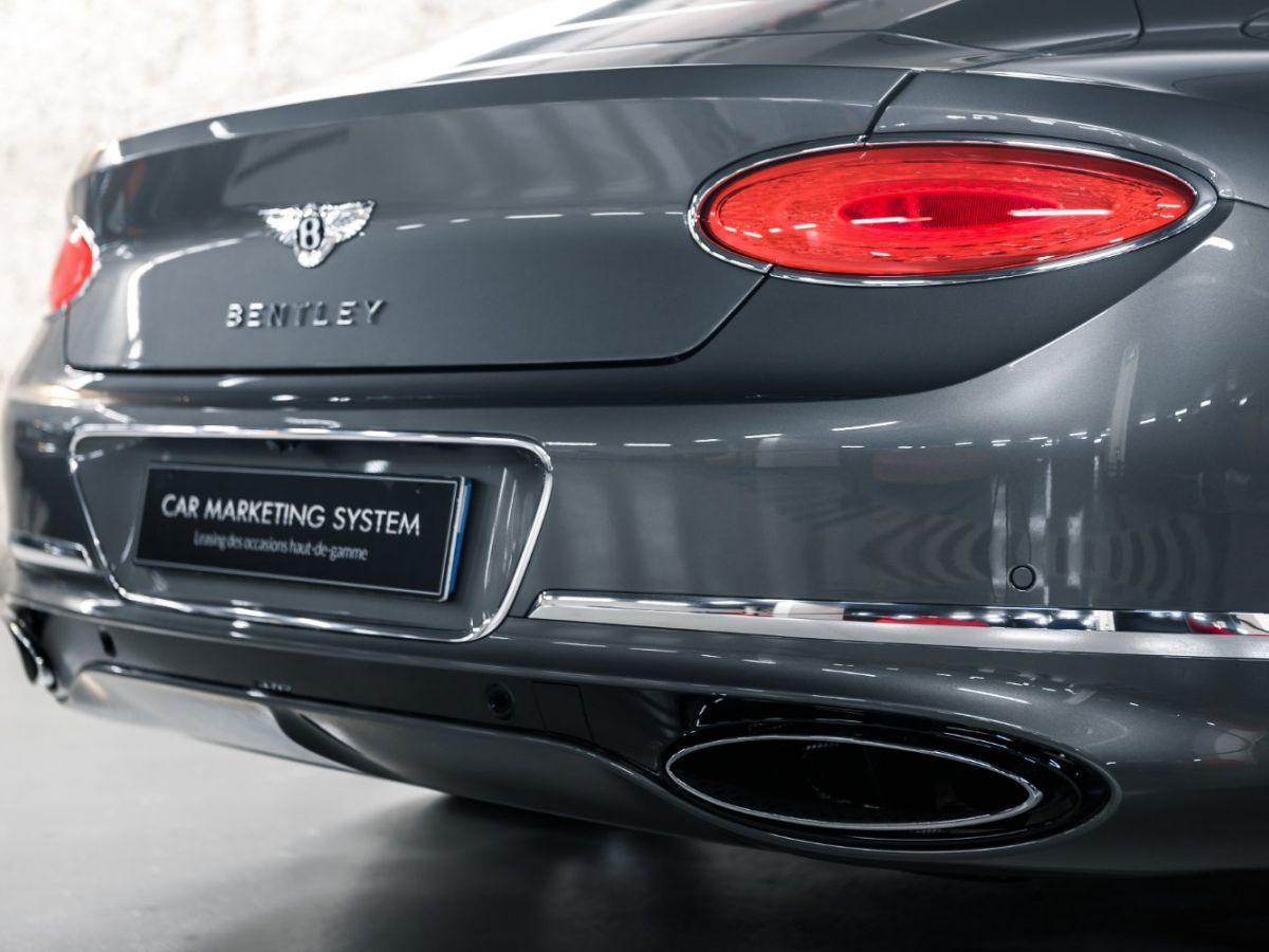 Bentley Continental GT III 6.0 W12 CENTENARY Gris Foncé - 19