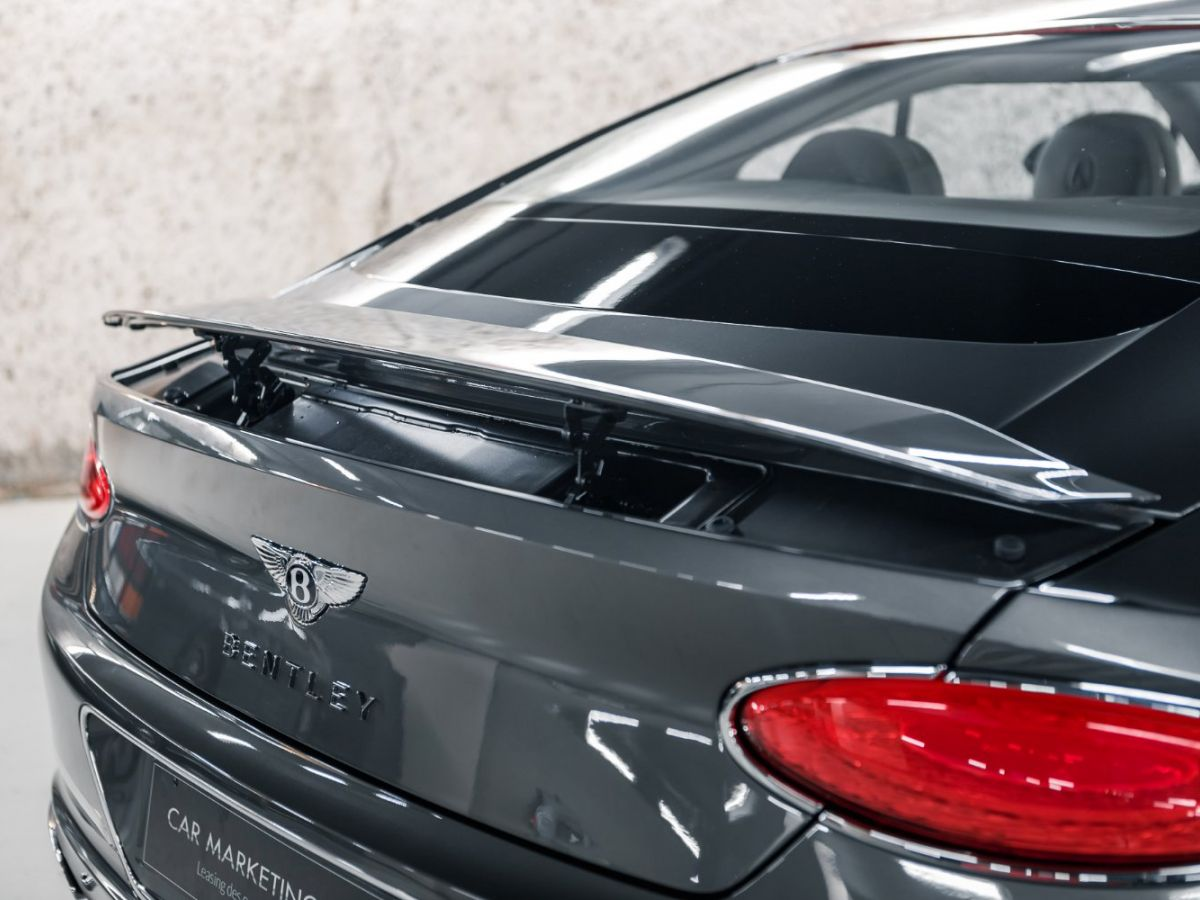 Bentley Continental GT III 6.0 W12 CENTENARY Gris Foncé - 22