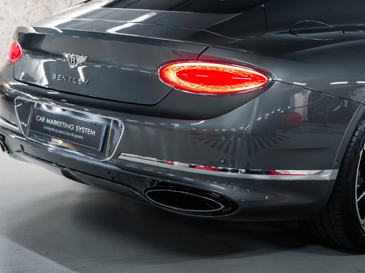 Bentley Continental GT III 6.0 W12 CENTENARY Gris Foncé - 23