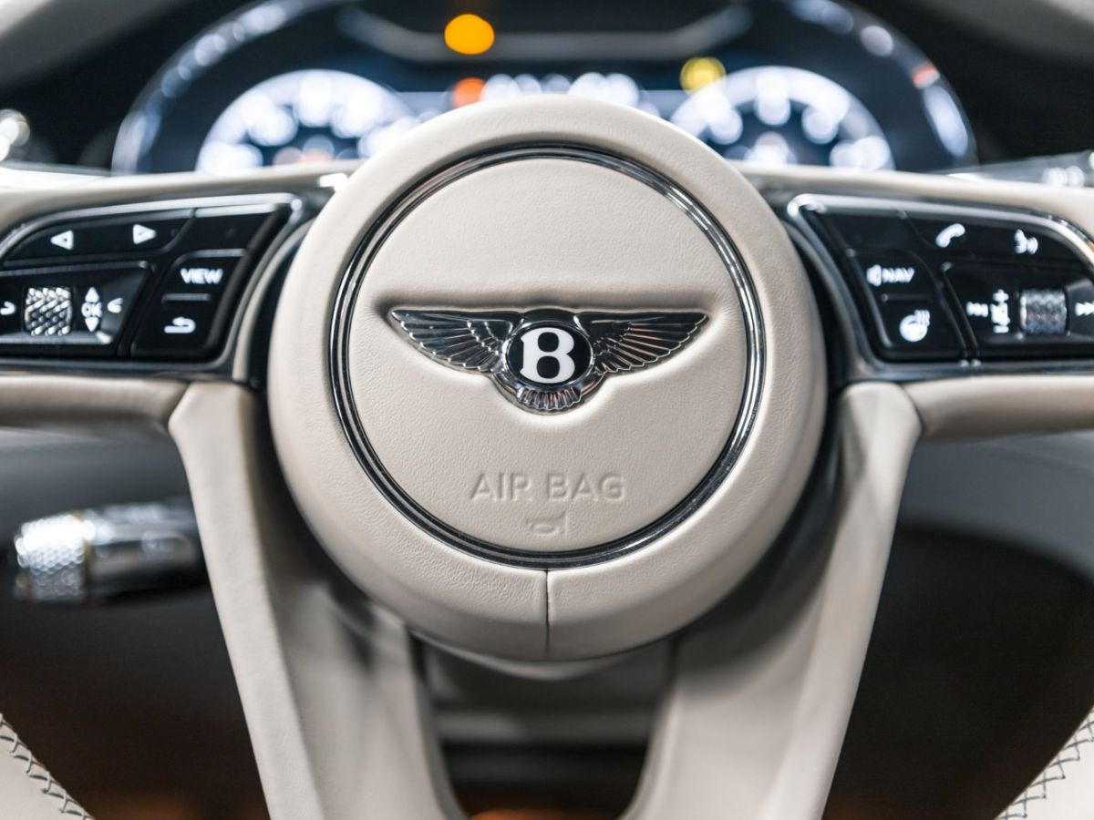 Bentley Continental GT III 6.0 W12 CENTENARY Gris Foncé - 25