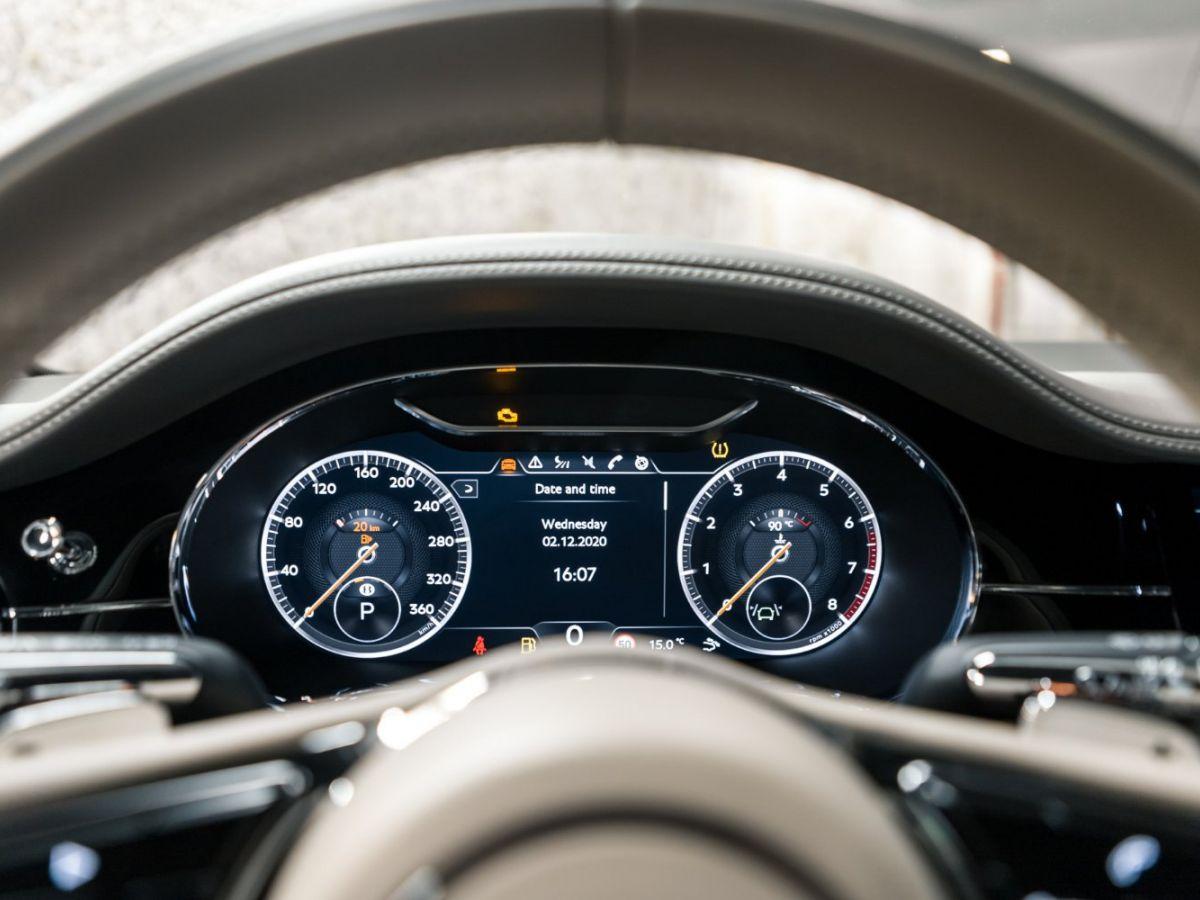 Bentley Continental GT III 6.0 W12 CENTENARY Gris Foncé - 26