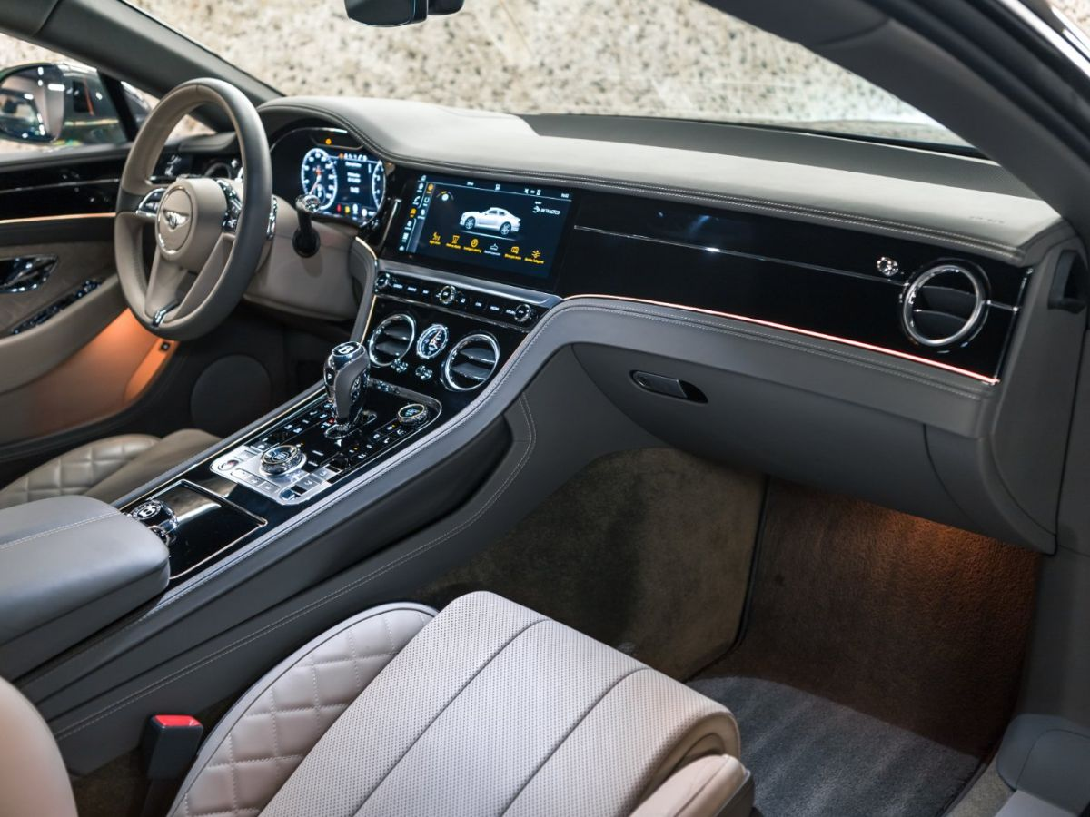 Bentley Continental GT III 6.0 W12 CENTENARY Gris Foncé - 27