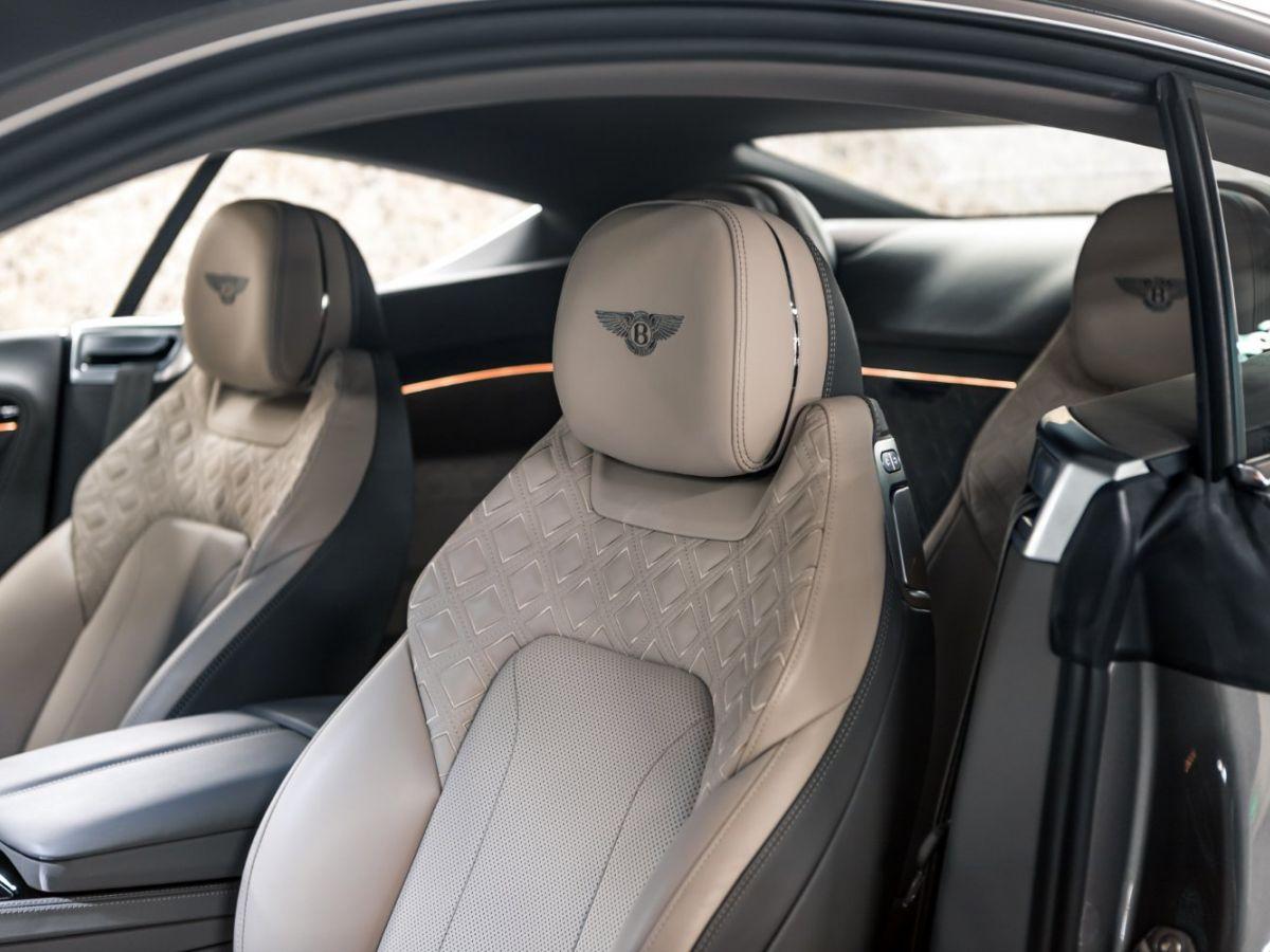 Bentley Continental GT III 6.0 W12 CENTENARY Gris Foncé - 31