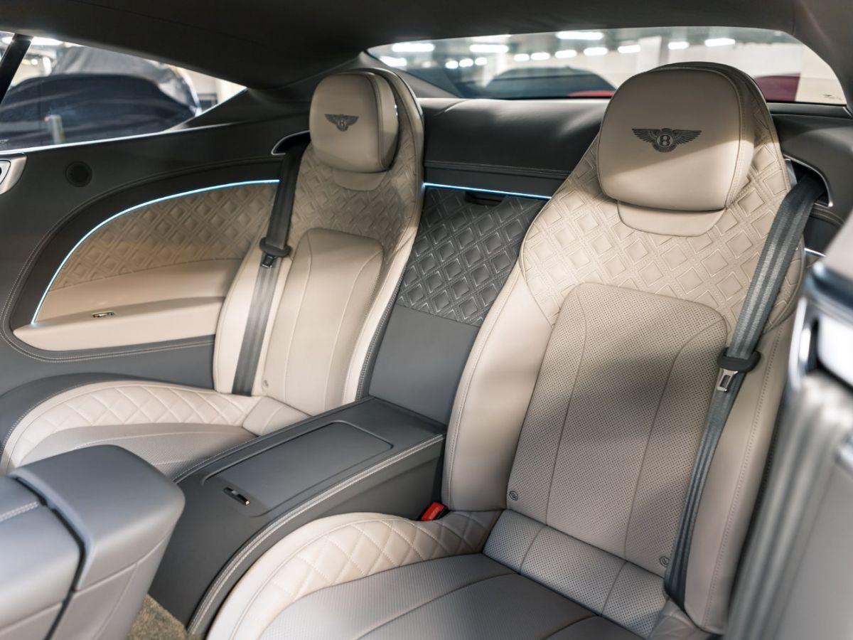 Bentley Continental GT III 6.0 W12 CENTENARY Gris Foncé - 33