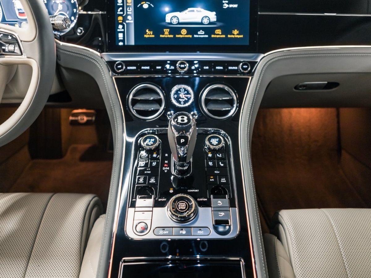 Bentley Continental GT III 6.0 W12 CENTENARY Gris Foncé - 34