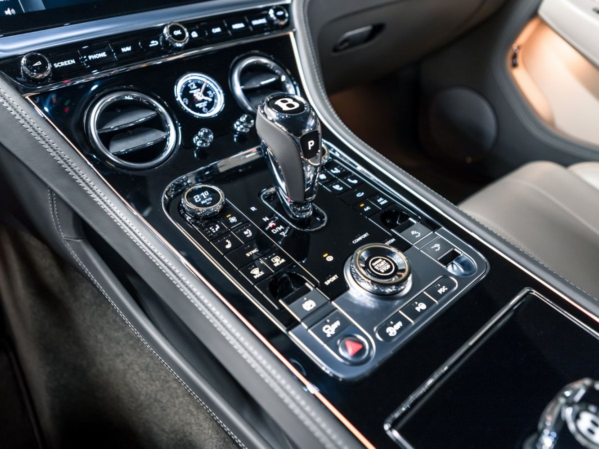 Bentley Continental GT III 6.0 W12 CENTENARY Gris Foncé - 36