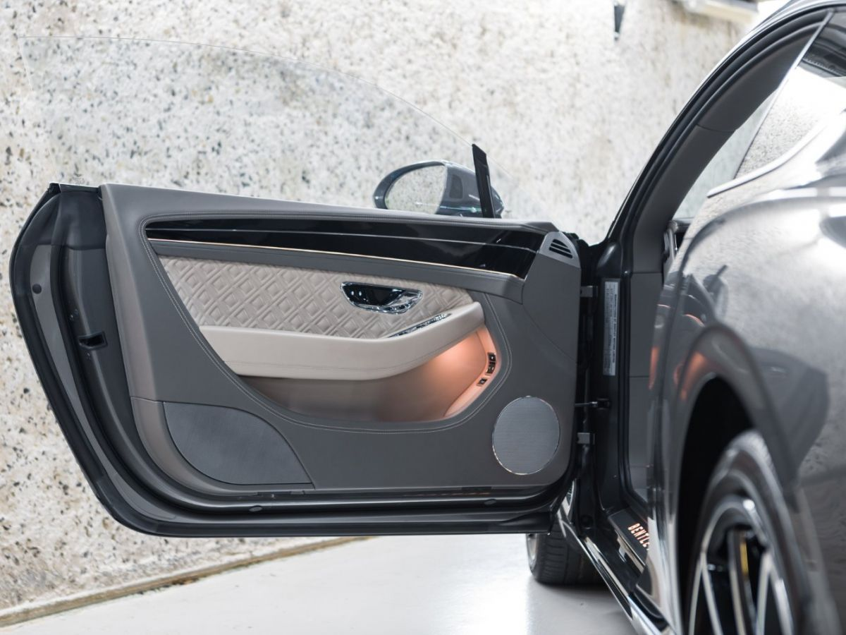 Bentley Continental GT III 6.0 W12 CENTENARY Gris Foncé - 45