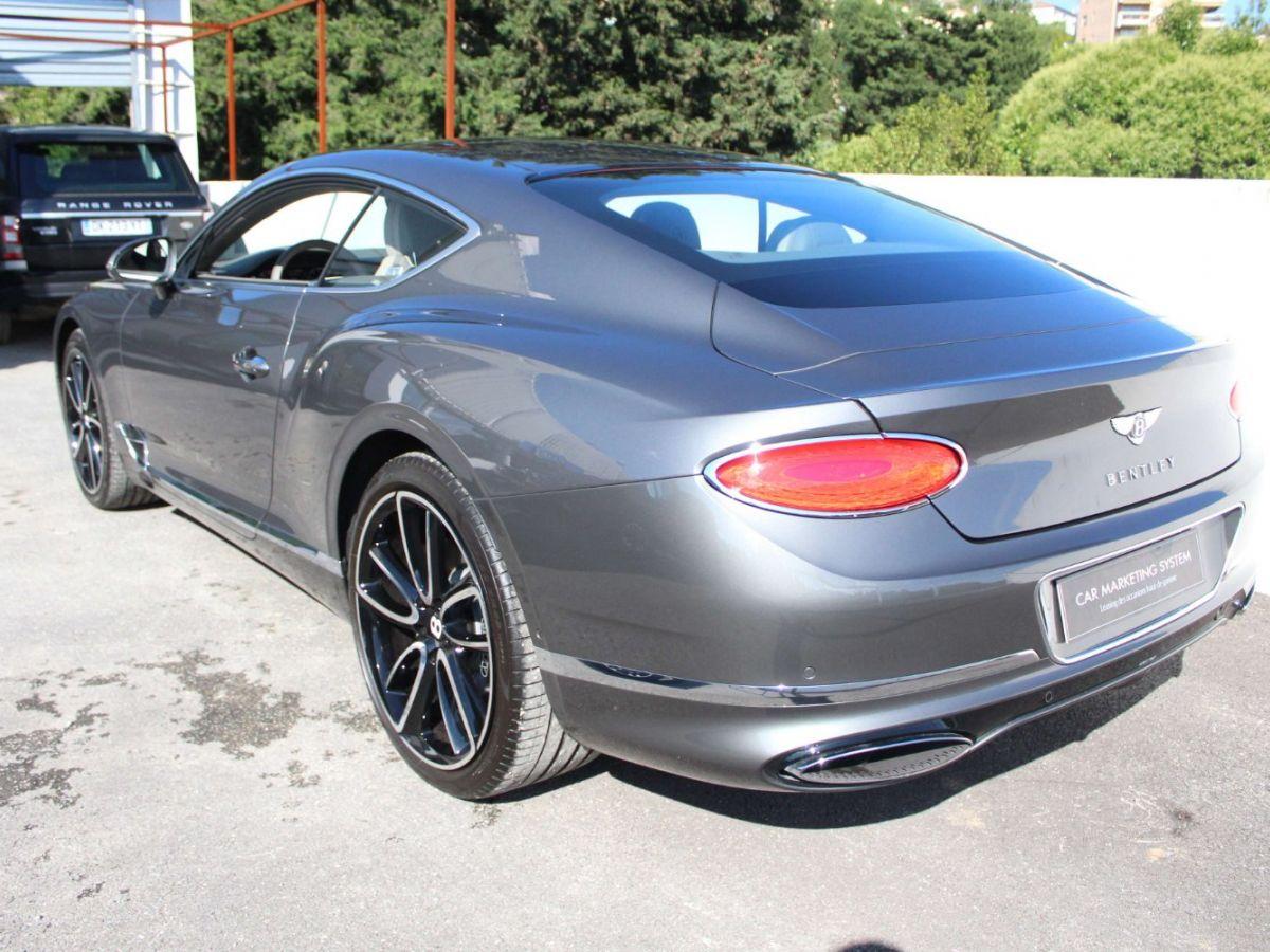 Bentley Continental GT III W12 6.0 Centenary Gris - 5