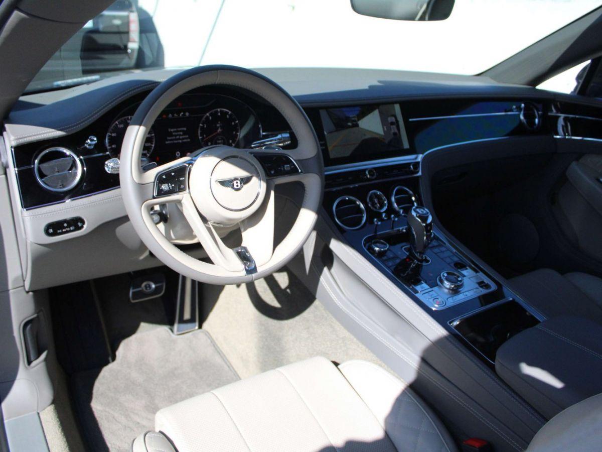 Bentley Continental GT III W12 6.0 Centenary Gris - 8