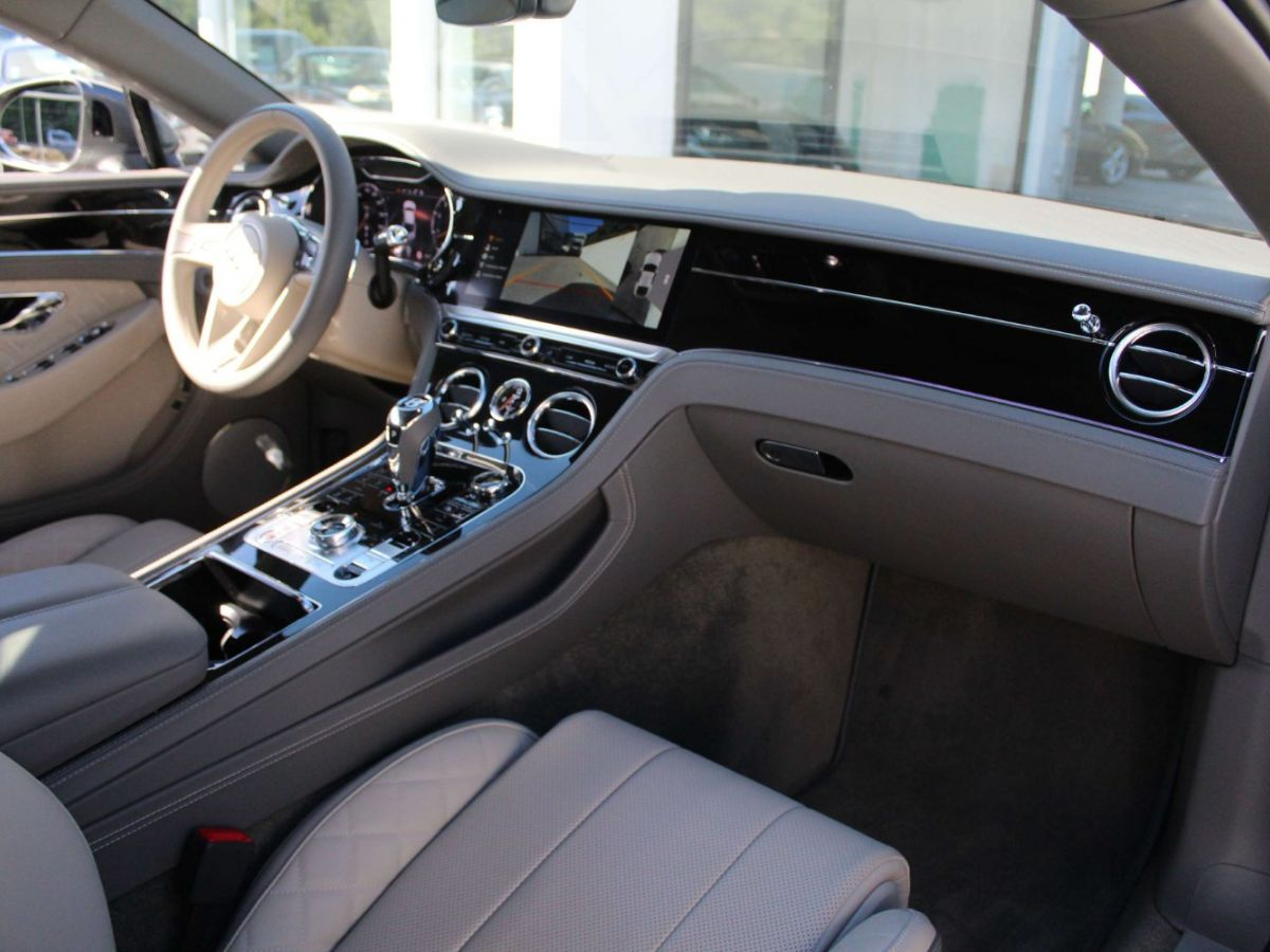 Bentley Continental GT III W12 6.0 Centenary Gris - 11