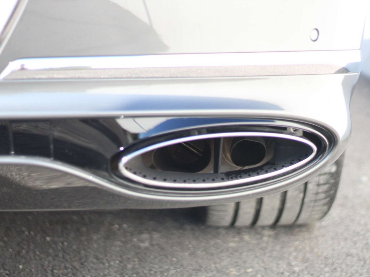 Bentley Continental GT III W12 6.0 Centenary Gris - 33
