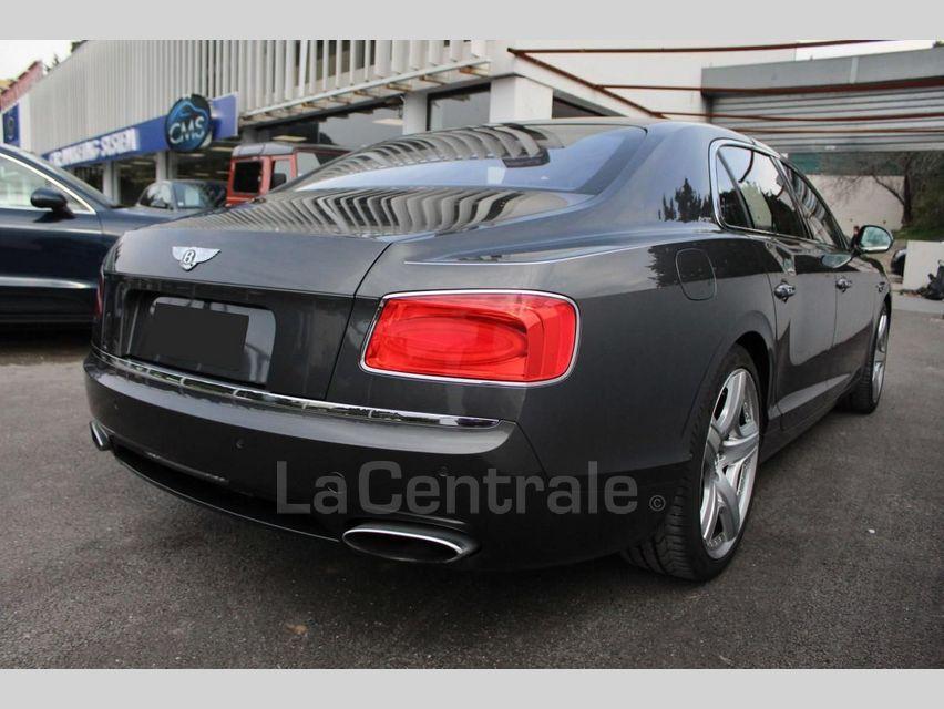 Bentley Flying Spur 6.0 W12 Gris - 5