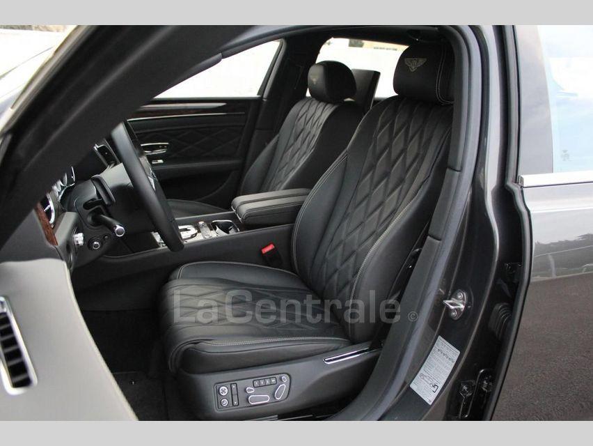 Bentley Flying Spur 6.0 W12 Gris - 7