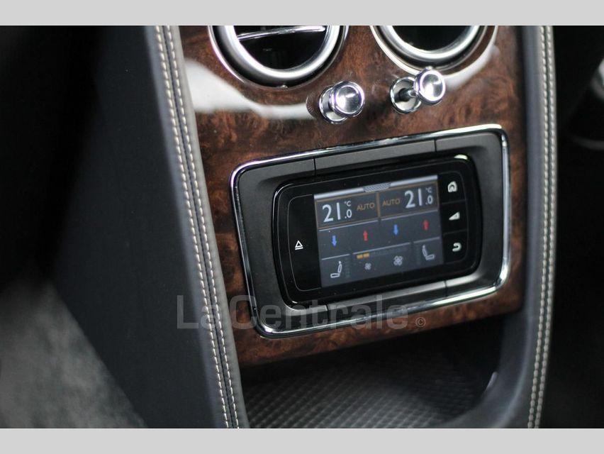Bentley Flying Spur 6.0 W12 Gris - 9