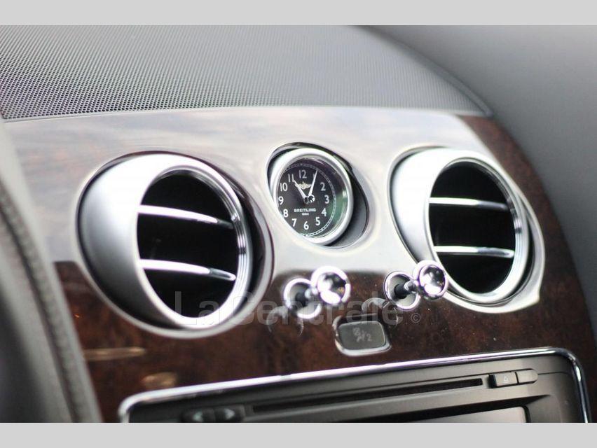 Bentley Flying Spur 6.0 W12 Gris - 10