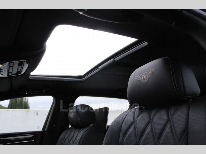 Bentley Flying Spur 6.0 W12 Gris - 12