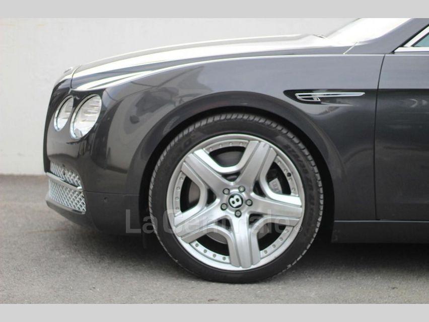Bentley Flying Spur 6.0 W12 Gris - 13