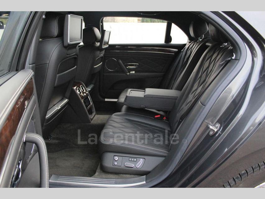 Bentley Flying Spur 6.0 W12 Gris - 15