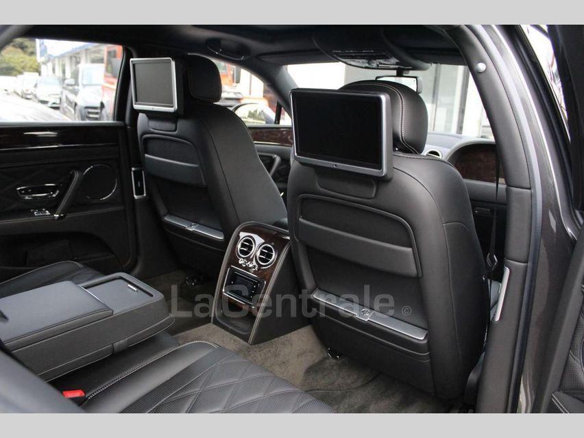 Bentley Flying Spur 6.0 W12 Gris - 21