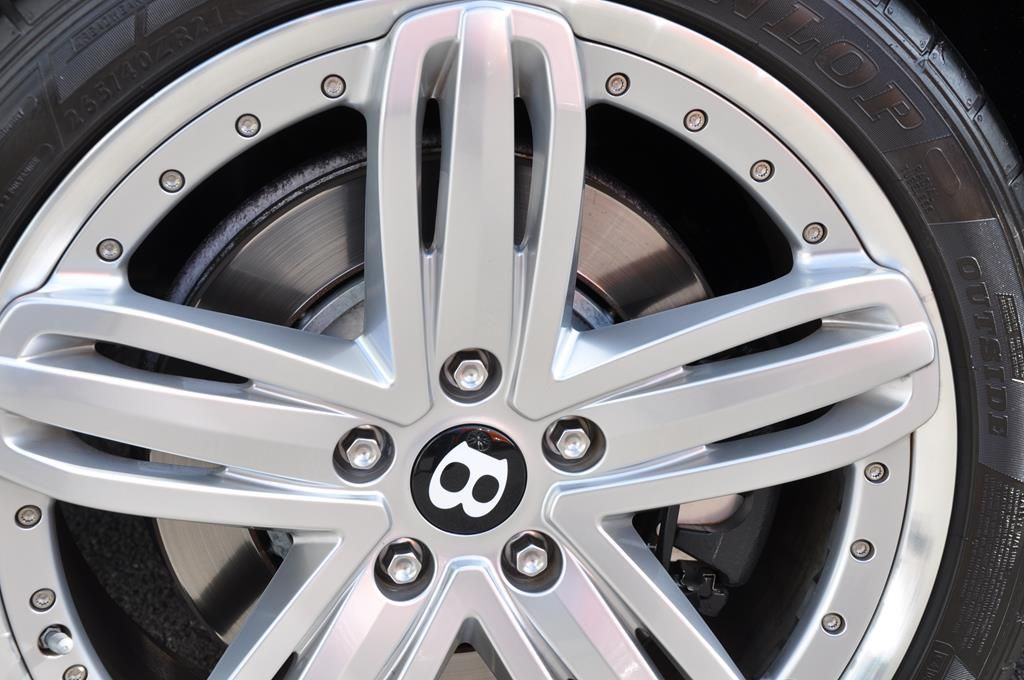 Bentley Mulsanne Mulliner V8 6.75 Noir Métal - 7