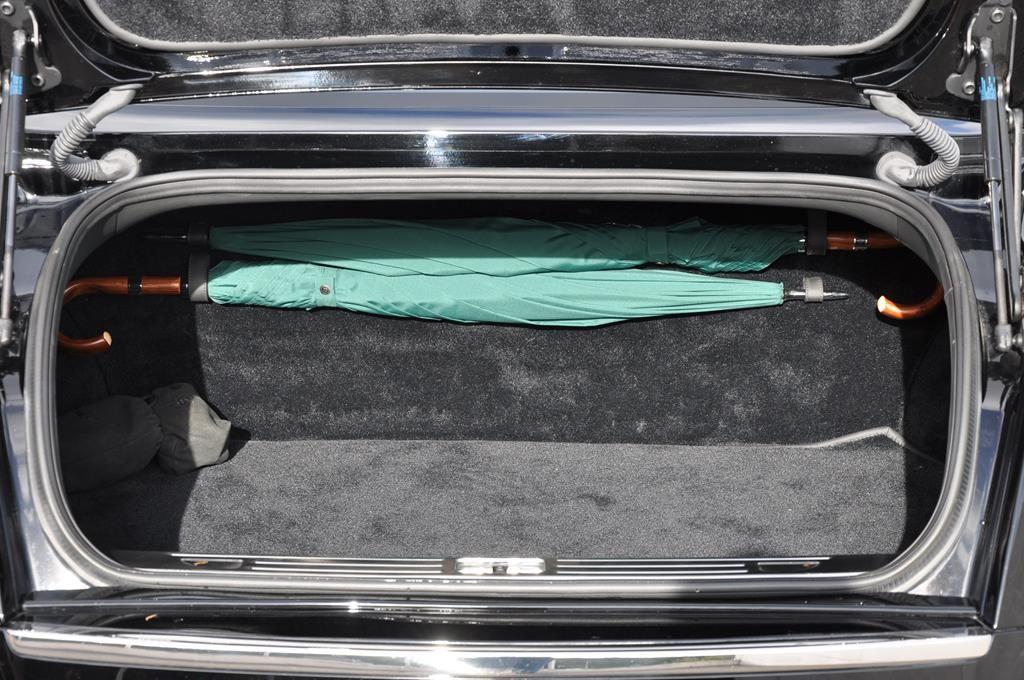 Bentley Mulsanne Mulliner V8 6.75 Noir Métal - 12