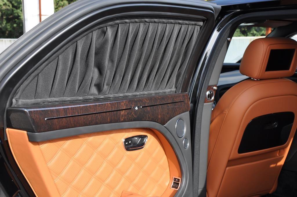 Bentley Mulsanne Mulliner V8 6.75 Noir Métal - 15