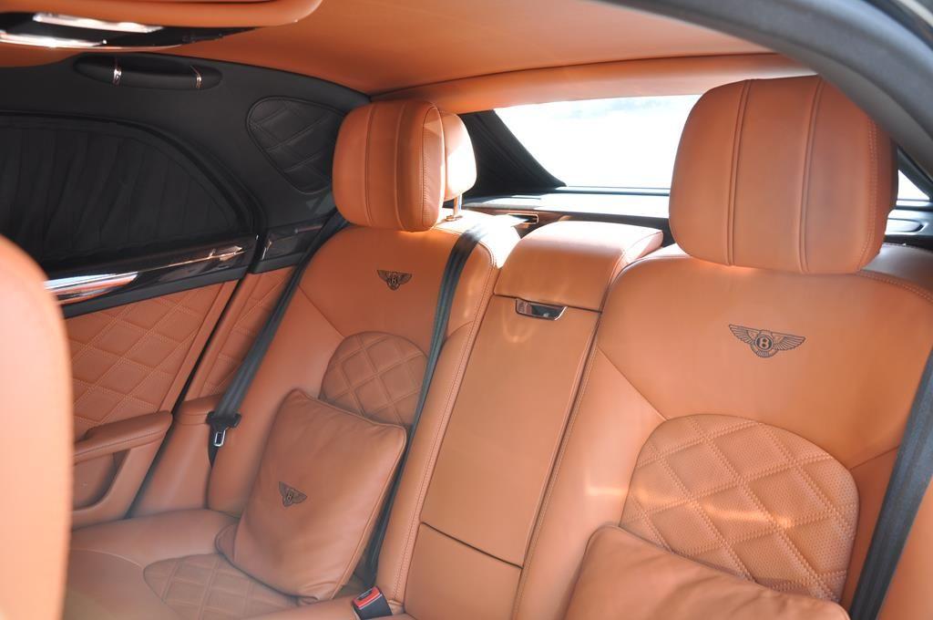 Bentley Mulsanne Mulliner V8 6.75 Noir Métal - 18