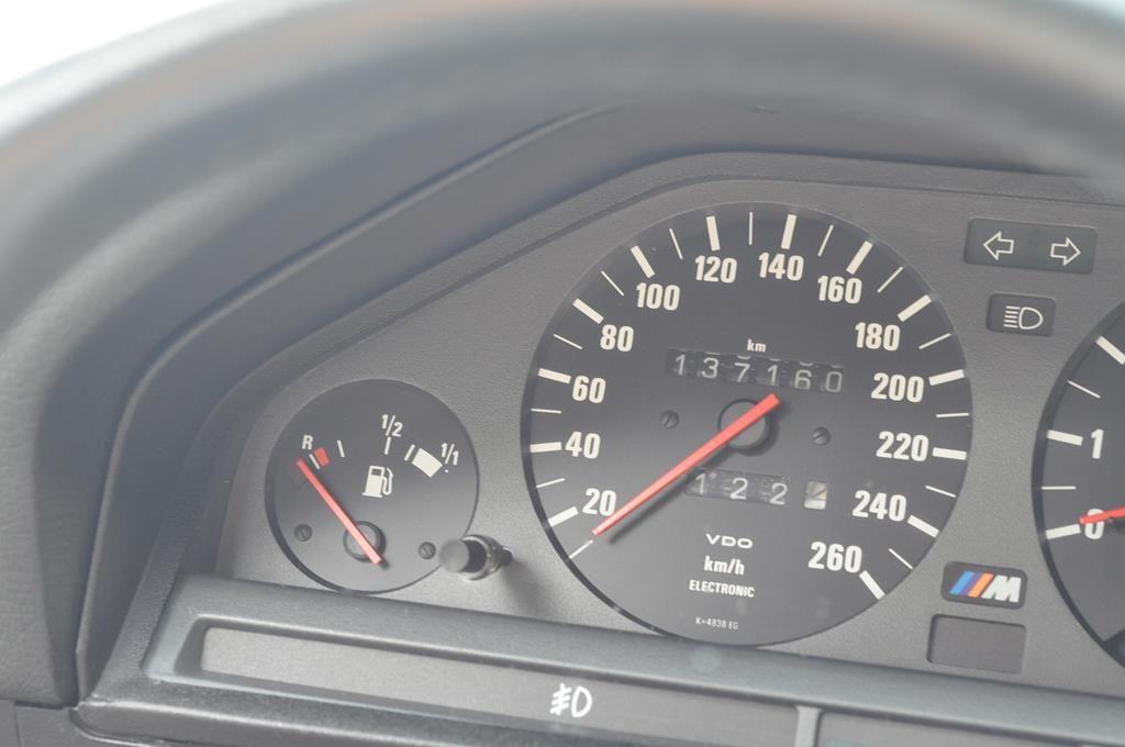 BMW M3 E30 Coupe Diamantschwarz Metallic - 20