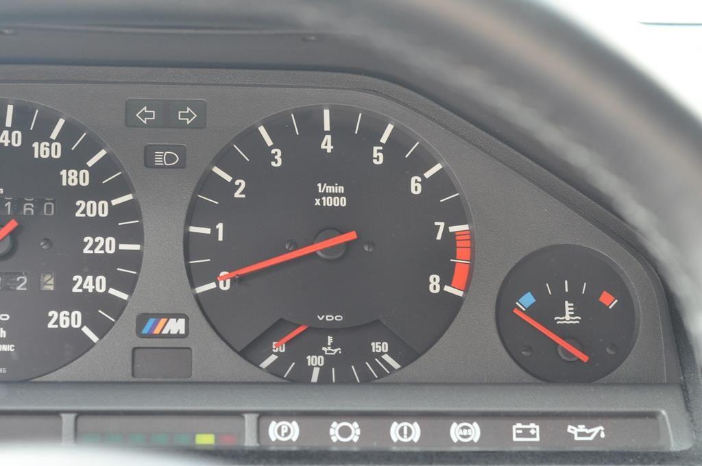 BMW M3 E30 Coupe Diamantschwarz Metallic - 21