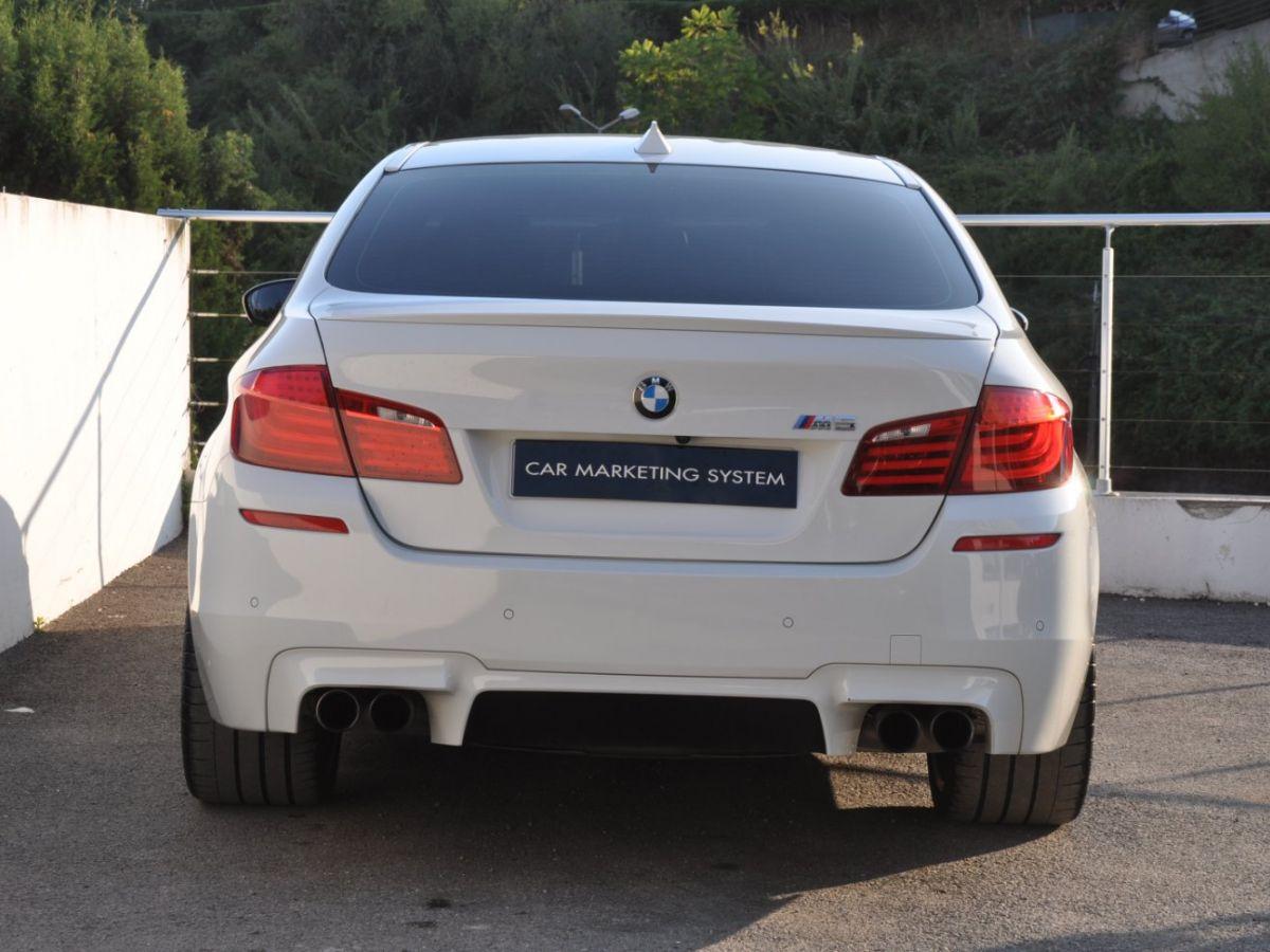 BMW M5 F10 M 560ch DKG7 Blanc - 6