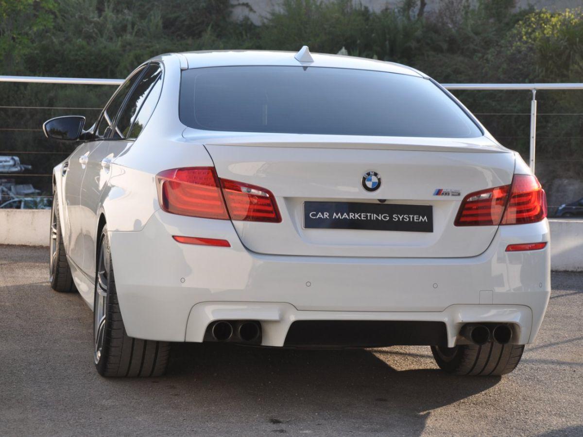 BMW M5 F10 M 560ch DKG7 Blanc - 7