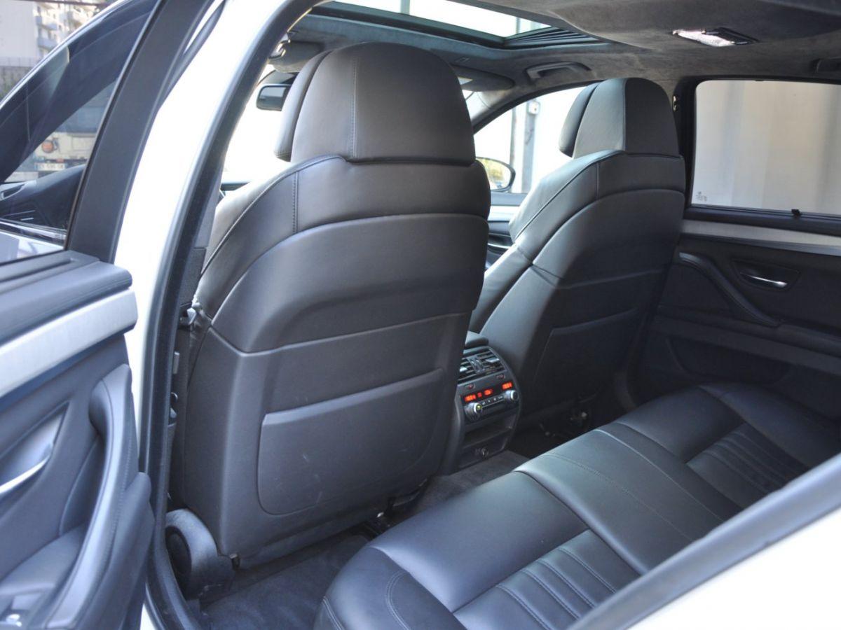 BMW M5 F10 M 560ch DKG7 Blanc - 13