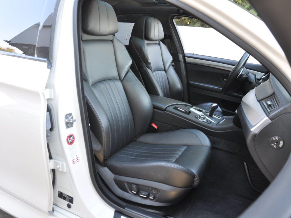 BMW M5 F10 M 560ch DKG7 Blanc - 16