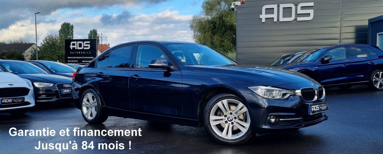 BMW Série 3 VI (F30) 316dA 116ch Business Design Occasion