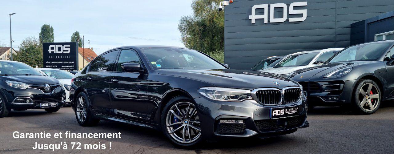 BMW Série 5 G30 4 ROUES DIRECTIONNELLES 530 XDA 265CH M SPORT Occasion