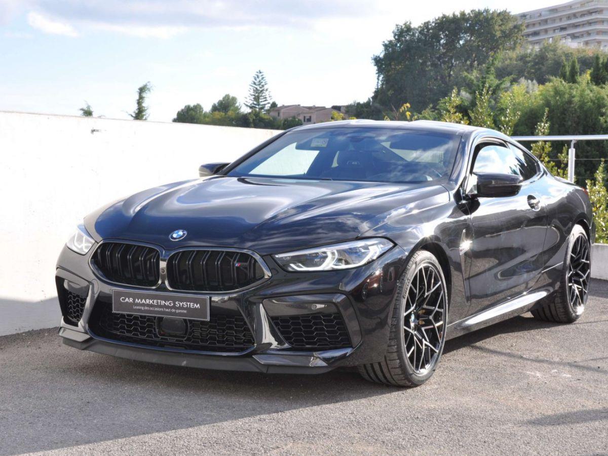 BMW Série 8 G15 Coupe M8 COMPETITION 625 BVA8 Noir - 1
