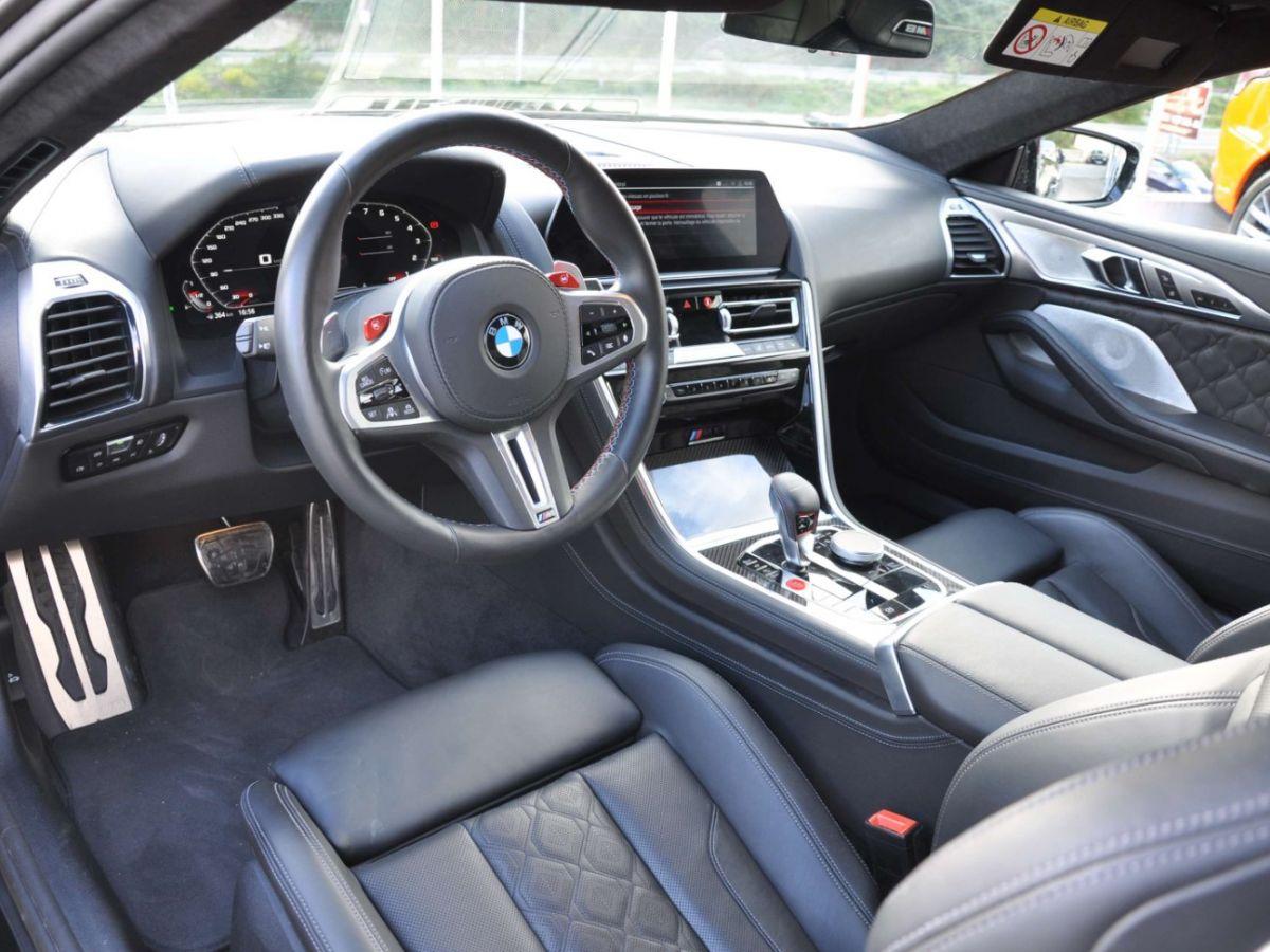 BMW Série 8 G15 Coupe M8 COMPETITION 625 BVA8 Noir - 7