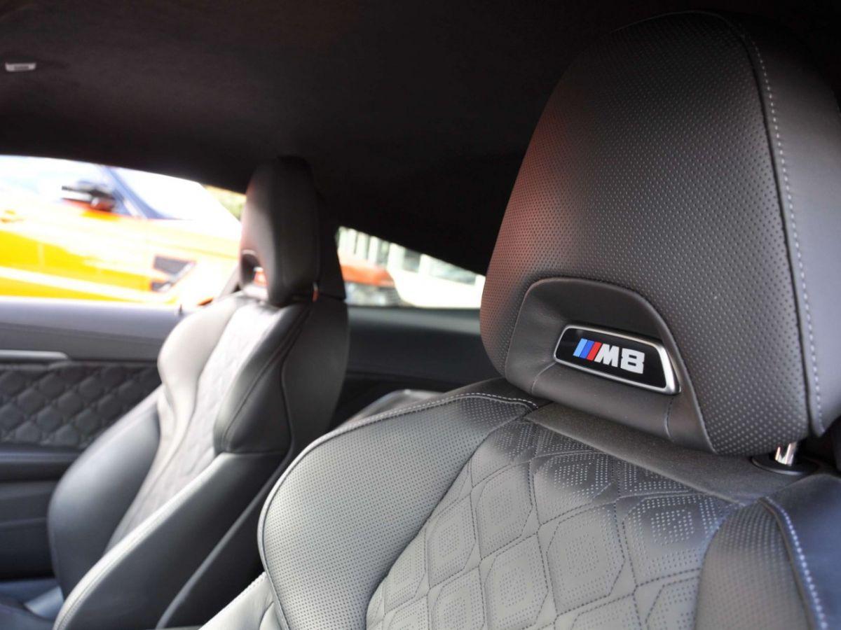 BMW Série 8 G15 Coupe M8 COMPETITION 625 BVA8 Noir - 9