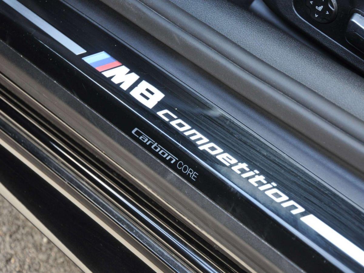 BMW Série 8 G15 Coupe M8 COMPETITION 625 BVA8 Noir - 14