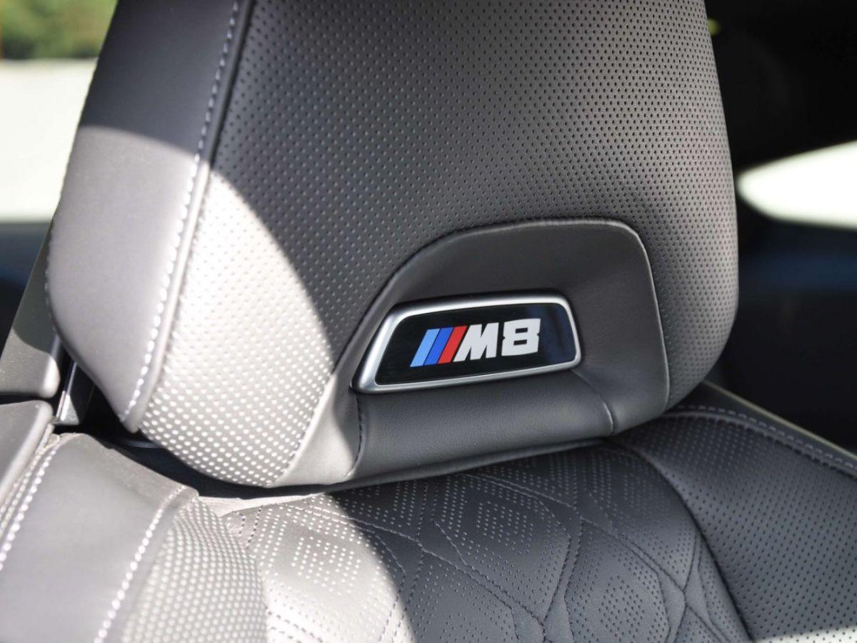 BMW Série 8 G15 Coupe M8 COMPETITION 625 BVA8 Noir - 27