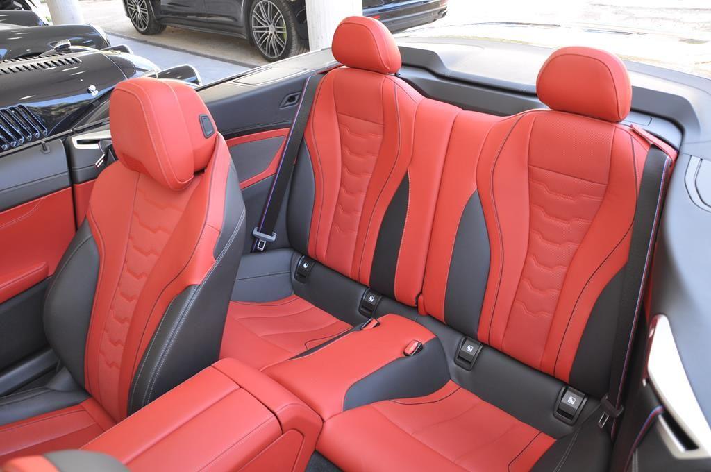 BMW Série 8 M850I Cabriolet Xdrive Carbonscwharz Metal - 11