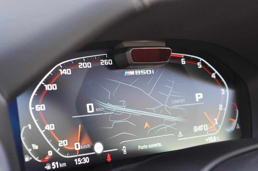 BMW Série 8 M850I Cabriolet Xdrive Carbonscwharz Metal - 17